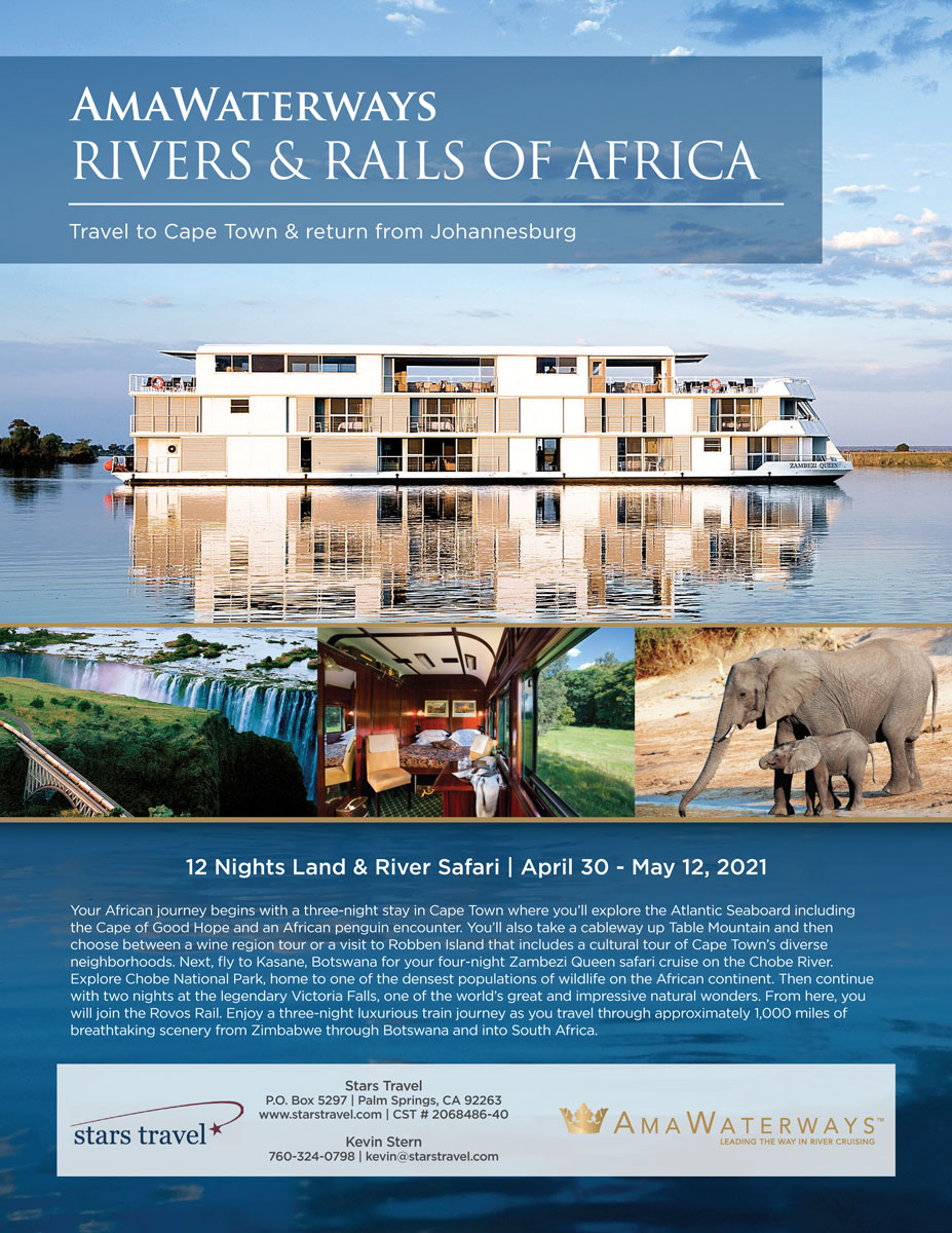 RIVERS AND RAILS OF AFRICA